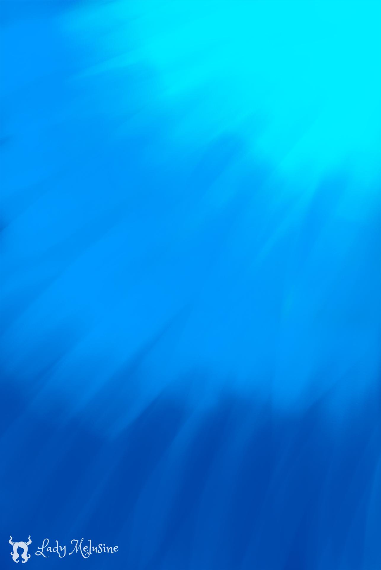 Digital Painting Carte Recifs Requins 01 Lady Melusine
