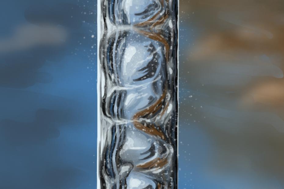 Weekly Ice Sword Lady Melusine